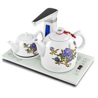 全自动上水壶电热水壶陶瓷烧水壶家用抽水电茶壶