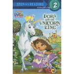 【预订】Dora the Explorer: Dora and the Unicorn King