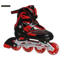 男女可调成人直排轮滑鞋成年旱冰鞋滑冰鞋单排溜冰鞋