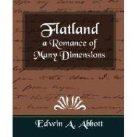 【预订】Flatland a Romance of Many Dimensions