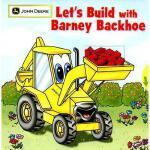 【预订】Let's Build with Barney Backhoe