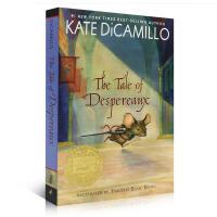 英文原版 The Tale of Despereaux 双鼠记 浪漫鼠德佩罗 儿童文学纽伯瑞金奖小说 电影原版小说 K
