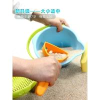 儿童沙滩玩具套装玩沙子大号水桶工具沙漏宝宝玩具