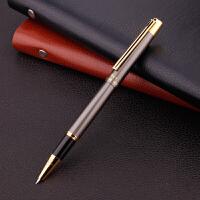 HERO 英雄细笔划钢笔285财务磨砂钢笔0.38mm笔尖 学生练字钢笔