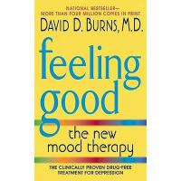 【预订】Feeling Good: The New Mood Therapy