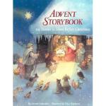 【预订】Advent Storybook