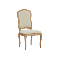 网易严选 韵白系列餐椅(两把)