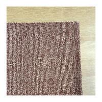 可机洗棉麻地毯卧室床边地毯客厅茶几地垫北欧简约编织榻榻米脚垫