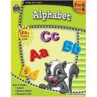 【预订】Alphabet, Pre-K Through K