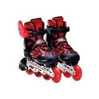 男女溜冰鞋3-10岁儿童全套装初学者单直排轮滑旱冰鞋