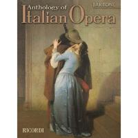 【预订】Anthology of Italian Opera: Baritone
