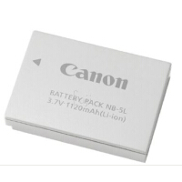 佳能NB-5L NB5L原装电池 SX230 S100V 960 950 SX220 SX210专用 5L
