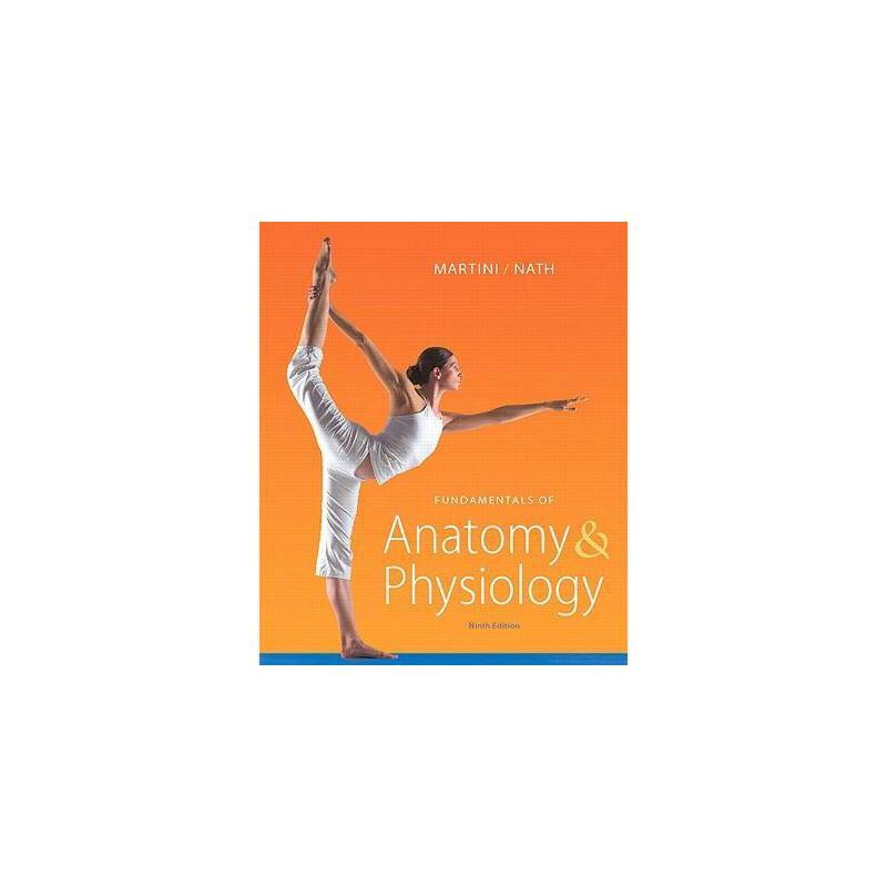 【预订】Fundamentals of Anatomy & Physiology 美国库房发货,通常付款后3-5周到货!