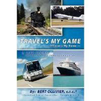【预订】Travel's My Game: Ollivier's My Name