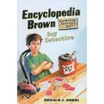 【预订】Encyclopedia Brown, Boy Detective