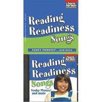 【预订】Reading Readiness Songs [With CD]