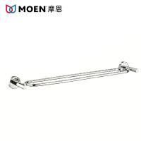 MOEN/摩恩 斯帝罗系列 全铜镀铬 双杆毛巾杆 ACC0402