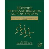 【预订】Pesticide Biotransformation and Disposition