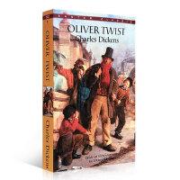 进口英文原版正版 Oliver Twist 雾都孤儿Charles Dickens狄更斯外国世界经典名著文学小说书籍