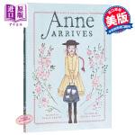 【中商原版】Abigail Halpin:安妮的到来 Anne Arrives 童话故事 绘本故事书 性格习惯养成 7