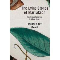 【预订】The Lying Stones of Marrakech: Penultimate