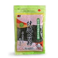 日本进口三井宝宝海带昆布酱油调味汁婴幼儿调味料200ml+烧海苔粉