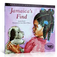 【全店300减100】英文原版 Jamaica's Find (Reading Rainbow) 汪培�E第四阶段书单