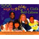 【预订】200 Ways to Raise a Girl's Self-Esteem