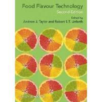 【预订】Food Flavour Technology 2E