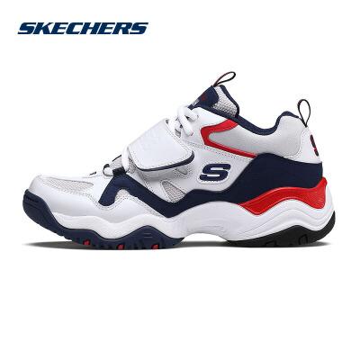 SKEHERS斯凯奇女鞋休闲鞋 D'LITES 复古运动鞋 尺码偏大;请参照内长或询问客服