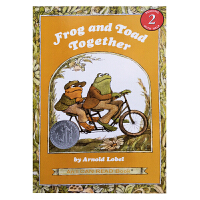 [英文原版童书]Frog and Toad Together 青蛙和蟾蜍 (I Can Read,Level 2)
