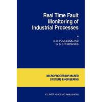 【预订】Real Time Fault Monitoring of Industrial Processes