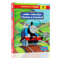 【正版直发】托马斯和他的朋友们3进口原版 平装 童趣绘本学前教育(4-6岁) Active Mind Ltd 9789