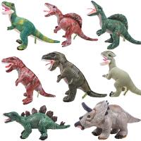 恐龙毛绒玩具睡觉抱枕仿真霸王龙公仔布娃娃玩偶男孩女生儿童生日