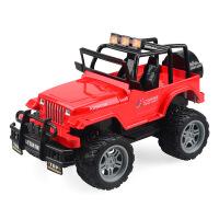 遥控车仿真越野车充电无线遥控汽车儿童玩具男孩玩具车电动漂移车