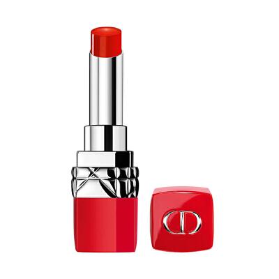 迪奥(Dior)烈艳蓝金挚红唇膏-红管777# 优雅与奢华完美呈现