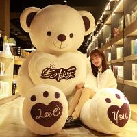 毛绒玩具熊泰迪熊猫狗熊大号抱抱熊女生洋娃娃毛绒玩具熊公仔玩偶生日礼物