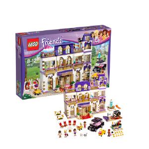 [当当自营]LEGO 乐高 Friends女孩系列 心湖城大酒店 积木拼插儿童益智玩具 41101
