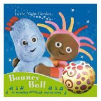 英文原版 Bouncy Ball: An Amazing Musical Pop-Up Story 儿童立体书