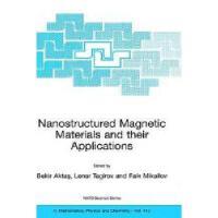 【预订】Nanostructured Magnetic Materials and Their