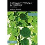 【预订】Sustainability Research by Designers: An Anthology