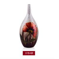 现代简约摆件家居装饰品 陶瓷花器花瓶客厅创意摆设品