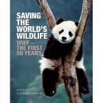 【预订】Saving the World's Wildlife: WWF - The First 50