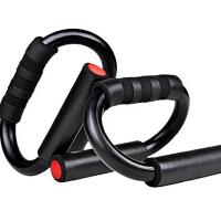 体育用品 健身必备战 S型俯卧撑支架 手臂胸肌锻炼