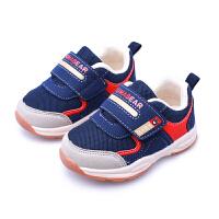 新款儿童鞋机能鞋1-3岁2男童宝宝学步鞋软底单鞋春季女童鞋子