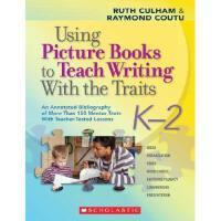 【预订】Using Picture Books to Teach Writing with the
