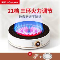 长虹2400W电陶炉煮茶炉电磁炉家用爆炒电子炉智能电池炉光波炉台式电灶