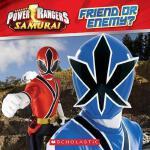 【预订】Power Rangers Samurai: Friend or Enemy?