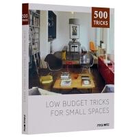 500 TRICKS SERIES (Low Budget) 500技巧系列(低预算) 室内设计书籍 装饰装修效果图画册