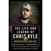 The Life and Legend of Chris Kyle: American Sniper 克里斯・凯尔的生